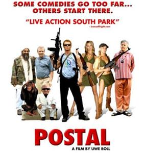postal фильм
